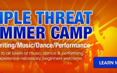 TRIPLE THREAT SUMMER CAMP